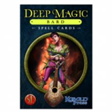 Deep Magic Spell Cards: Bard