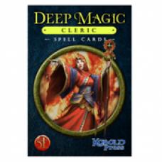 Deep Magic Spell Cards: Cleric