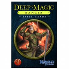 Deep Magic Spell Cards: Ranger