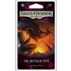 Arkham Horror: The Card Game – The Depths of Yoth: Mythos Pack