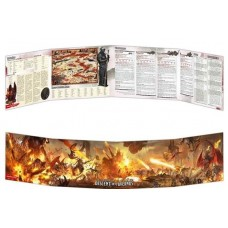 Dungeons & Dragons 5th Ed. Descent Into Avernus DM Screen