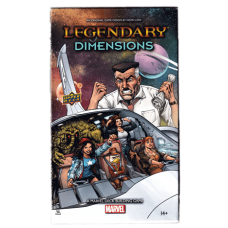 Legendary: A Marvel Deck Building Game: Dimensions