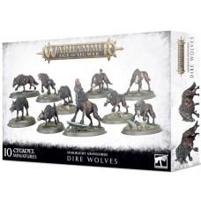 Soulblight Gravelords: Dire Wolves
