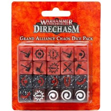Warhammer Underworlds: Direchasm Grand Alliance Chaos Dice Pack