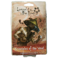 Legend of the Five Rings LCG: Disciples of the Void Phoenix Clan Pack