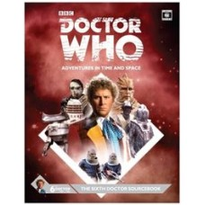 Doctor Who RPG: Sixth Doctor Sourcebook