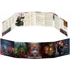 Dungeons & Dragons 5th Ed. Dungeon of the Mad Mage DM Screen