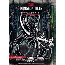 Dungeon Tiles Reincarnated: City Tiles