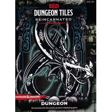 Dungeon Tiles Reincarnated: Dungeon Tiles
