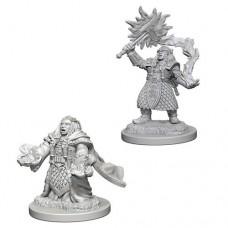 D&D: Dwarf Female Cleric