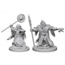 D&D: Dwarf Male Wizard