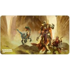 Playmat - Eberron Rising from Last War - Dungeons & Dragons Cover Series
