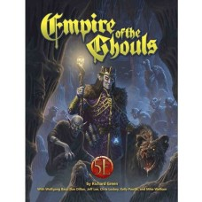 Empire of the Ghouls 5th Ed. HC