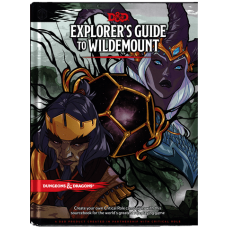 Dungeons & Dragons 5th Ed: Explorer's Guide To Wildemount