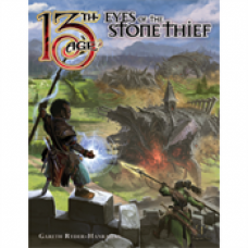 Eyes of the Stone Thief Full Color Hardback 13th Age RPG