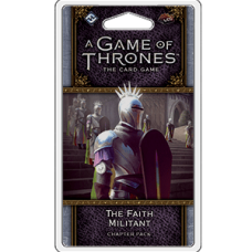 A Game of Thrones: The Card Game – The Faith Militant Chapter Pack