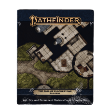 Pathfinder Flip-Mat: The Fall of Plaguestone 2nd Edition