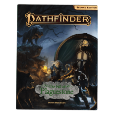 Pathfinder Adventure: The Fall of Plaguestone 2nd Edition