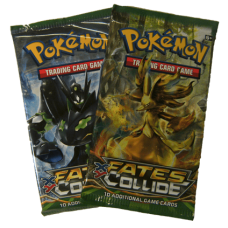 XY: Fates Collide booster pack