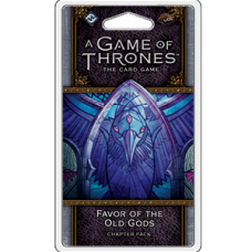 A Game of Thrones: The Card Game – Favor of the Old Gods Chapter Pack