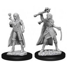 D&D: Female Elf Cleric