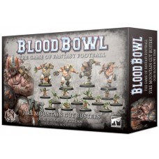 Fire Mountain Gut Buters - Ogre Blood Bowl Team