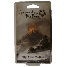 Legend of the Five Rings LCG: The Fires Within Dynasty Pack