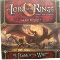 The Lord of the Rings: The Card Game: The Flame of the West