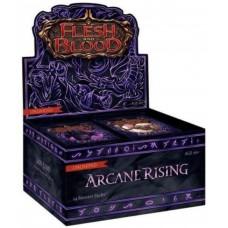 Flesh & Blood: Arcane Rising booster display