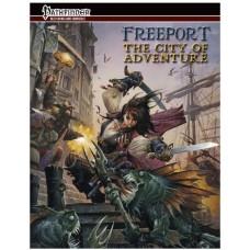 Pathfinder RPG: Freeport: The City of Adventure HC
