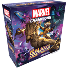 Marvel Champions: The Card Game – The Galaxy's Most Wanted
