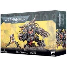 Orks: Ghazghkull Thraka