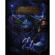 D&D - Ghosts of Saltmarsh Limited Edition Alternate Cover