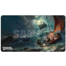 Playmat - Ghosts of Saltmarsh - Dungeons & Dragons Cover Series