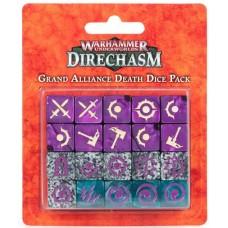 Warhammer Underworlds: Direchasm – Grand Alliance Death Dice Pack