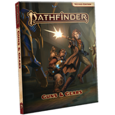 Pathfinder RPG Guns & Gears (P2)
