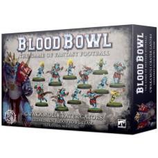 Gwaka'moli Crater Gators - Lizardmen Blood Bowl Team