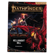Pathfinder 2nd Edition: Adventure Path #145: Hellknight Hill (Age of Ashes 1 of 6)
