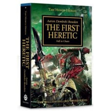 Horus Heresy: The First Heretic TPB