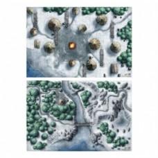 D&D Icewind Dale: Map Set