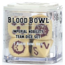 Blood Bowl: Imperial Nobility Team Dice