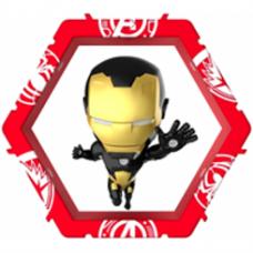 Wow! Marvel Pod: Iron Man (Black & Gold Armour)