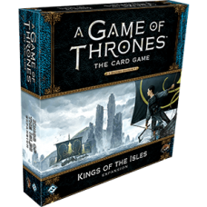 A Game of Thrones: The Card Game – Kings of the Isles Expansion