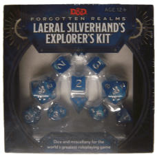Dungeons & Dragons 5th Ed: Laeral Silverhand's Explorer's Kit