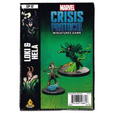 Marvel: Crisis Protocol: Loki and Hela