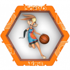 Wow! Space Jam Pod: Lola Bunny