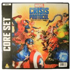 Marvel Crisis Protocol Miniature Game: Core Set