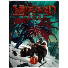 Midgard Sagas RPG 5th Edition