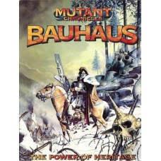 Mutant Chronicles RPG: Bauhaus Source Book