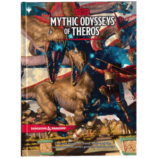 Dungeons & Dragons 5th Ed. Mythic Odysseys of Theros